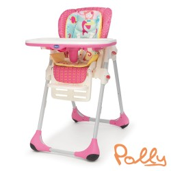 Chicco - Chicco Polly 2 in 1 Mama Sandalyesi Marine