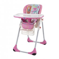 Chicco - Chicco Polly 2 in 1 Mama Sandalyesi Princess