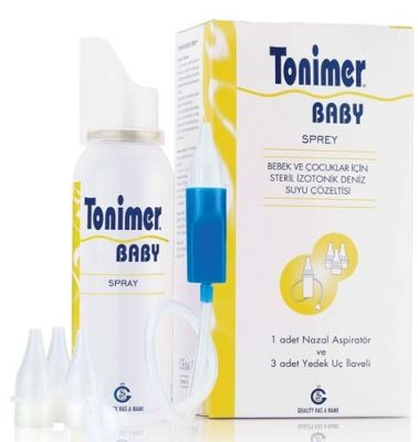 Tonimer Deniz Suyu 100 ml